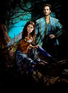 Into the Woods  I actually cannot wait to see this movie. I'm seeing it Christmas afternoon :D :D :D