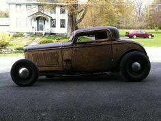 Ford 32 Rusty HiBoy