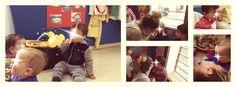 """Proyecto """"¿Dónde está mi boca?"""" para niños de un año. Primer ciclo de educación infantil"""
