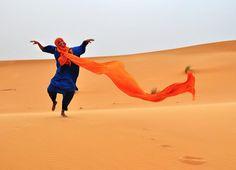 Desert of Morocco