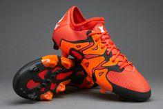 Adidas X 15.1 solar red