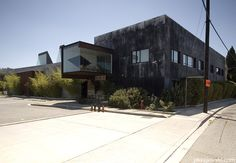 HSI West Coast HQ by Nakao Farrage (my old office in Culver City)