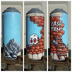 #e57e #fiftysiete #spraycanart #themaskedsoul #cashtbn