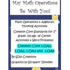 These+Activities+&+Word+Problems+cover+the+First+Grade+Common+Core+Math+Standards+of:  1.OA1,+1.OA2,+1.OA3+and+1.OA4.+There+are+36+word+problems+co...