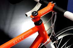 London Bike Show 2015: Enigma Elite HSS