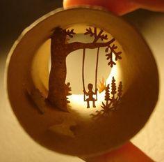 recycler le rouleau de papier toilette, art avec rouleau de papier toilette