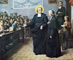 Today we celebrate the feast of the patron saint of teachers, Saint John Baptist de La Salle, who offers enduring lessons for today's Catholic education.
