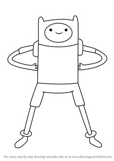 adventure time coloring pages to print | how to draw flambo ... - Adventure Time Coloring Pages Finn