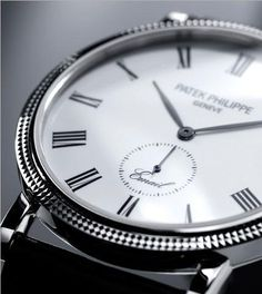 Patek Phillipe, dress time piece, this is a piece that is a the best watch ever made
