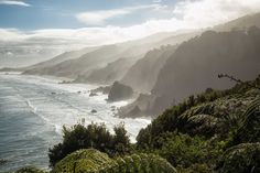 West Coast, New Zealand. Top roads you should drive in New Zealand New Zealand Beach, New Zealand North, New Zealand South Island, Beautiful Photos Of Nature, The Beautiful Country, Nature Photos, Beautiful Roads, Beautiful Places, West Coast Nz