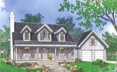 Default Image of The Applegate - House Plan Number 498