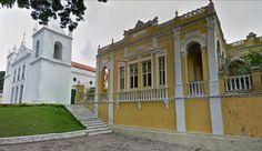 Viçosa do Ceará - Brasil - Casa Paroquial
