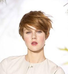 Coupe courte: 40 coupes pour cheveux courts