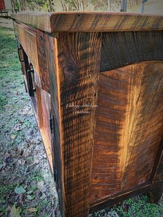 Rustic Farmhouse Furniture, Wood Worker, Firewood, Southern, Woodworking, Vintage, Woodburning, Joinery, Vintage Comics