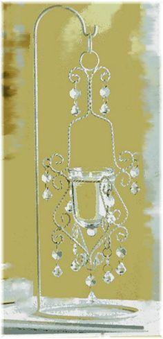 Black mini chandelier centerpieces for wedding aloadofball Images
