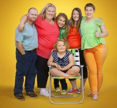 Honey Boo Boo - The life of a child Beauty Pageant who is different from what people expect