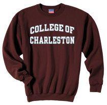 University of arizona apparel state sweatshirt northern bookstore. College Attire, College Shirts, College Outfits, Outfits For Teens, Cute Outfits, College Apparel, College Sweatshirts, Simple Outfits, College Of Charleston