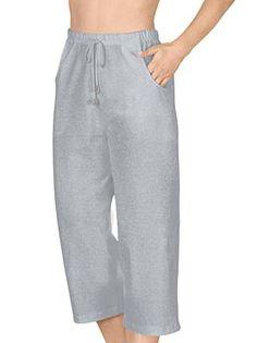 Capri kalhoty pro volný čas