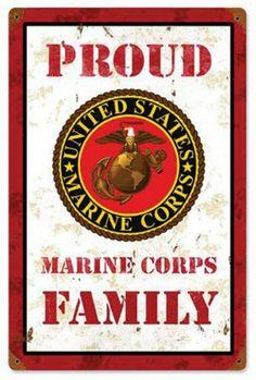 Proud Marine Corps Family Marine Corps Birthday, Us Marine Corps, Military Quotes, Military Mom, Marine Baby, Marine Sister, Marines Boot Camp, Once A Marine, Love My Kids