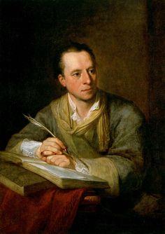 Angelica Kauffman (1741-1807) werd in Zwitserland geboren, maar groeide…