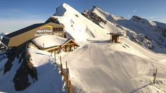 Sunrise at the Pic Blanc - Alpe d'Huez