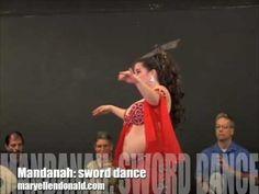 sword dance - YouTube