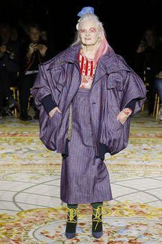 Andreas Kronthaler pour Vivienne Westwood automne 2017 Prêt-à-porter Collection Photos - Vogue