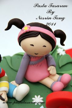 peppe cake- ÇINAR 2ND BIRTHDAY CAKE by CAKE BY NESRİN TONG, via Flickr