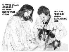 jesus ql zorron