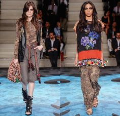 Cavalera 2014 Winter Womens Runway Collection - São Paulo Fashion Week Brazil - Inverno 2014 Mulheres Desfiles - One Thousand and One Nights...