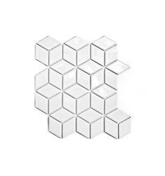 Szeroka oferta płytek ceramicznych/mozaiki. Sprawdź mozaikę Diamond WHITE STAR w najlepszej cenie na RawDecor.pl. Podkreśl wyjątkowość swojego domu!