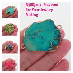 #Amethyst #Druzy #Etsy #BijiBijoux #DIY #Jewelry https://www.etsy.com/listing/286870755/amethyst-quartz-druzy-pendant-purple?ref=shop_home_listings