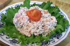 Egg Salad, Salmon, And Radish Sandwich Loaf Recipes — Dishmaps