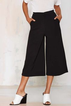 Need some leg room? We've got the pants for you.