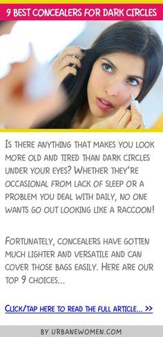 9 best concealers for dark circles