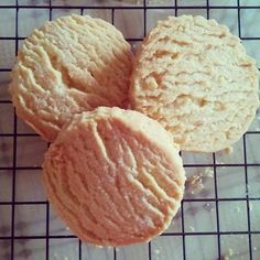 All natural Shortbread Cookies