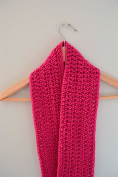 Crochet in Color: Ireland's Scarf ~ free patterns