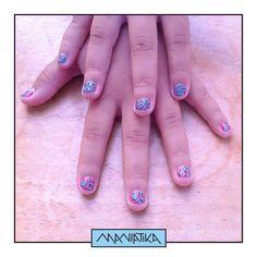 Hoy y mañana estaré en totoritas haciendo nail art (en el parque al costado de la iglesia), así que si están cerca no duden en venir! ☀️  #nailart #nailartperu #uñasmaniatikas #notd #leopardnails