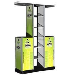 Stand Muggie Dual E- MoviStands