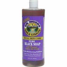 Best Face Soap Ever!  Dr. Woods Black Soap And Best Body Soap   As well. Gets rid of those tiny bumps  on arms and thighs.. Smartest buy saving all that money I use to spend on Philisophy Purity