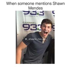literally me. I met a Shawn fan at school the other day :)