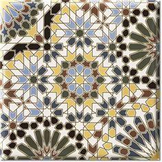 Kolekcja Cordoba - płytki ścienne Cordoba Decor 20x20