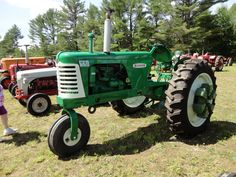 660 Oliver Tractor.                                                                                                                                                                                 More
