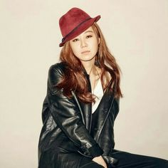 Kong Hyo Jin for Hats On