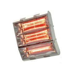 INFRARED SPOT HEATING - Halogen infrared heater IRCF - ISVEC