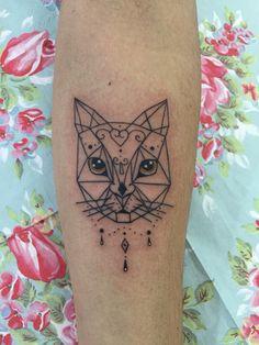 #cattattoo #cat #tattoo #ink