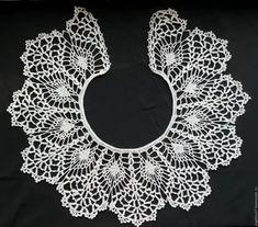 Lace Collar, Diamond, Crochet, Jewelry, Album, Doilies, Cowls, Jewlery, Jewerly