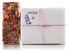 Rose Soap with Organic Buttermilk and Orange by Osmia Organics