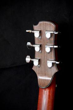 Stuart Day guitars OM