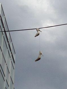 High Heel Shoefiti.